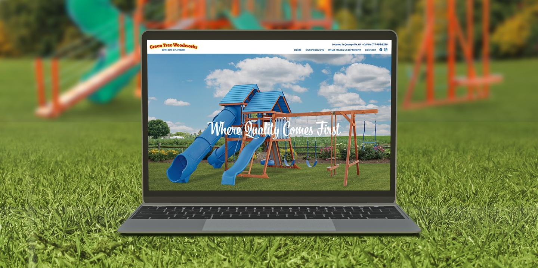 Green Tree Woodworks Website